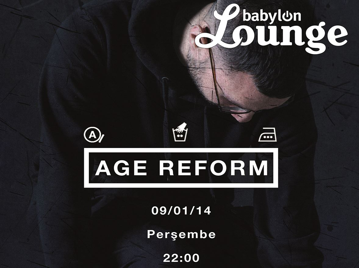 Age Reform DJ Set