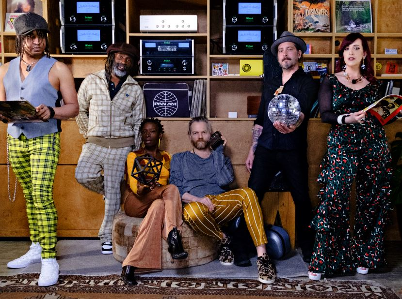 "Brooklyn Funk Essentials ""In The BuzzBag"""