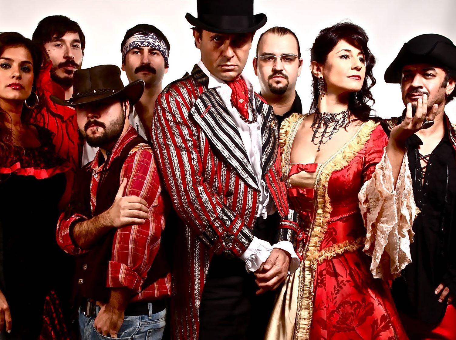 Ayhan Sicimoğlu and Latin All Stars feat. Rodrigo Rodriguez