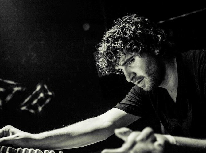 Vesvese Gecesi : Mathew Jonson (LIVE), Kaan Duzarat, Arman Akinci