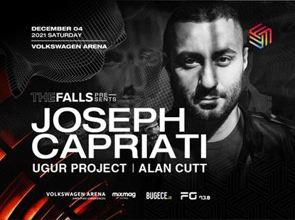 The FALLS Presents: JOSEPH CAPRIATI