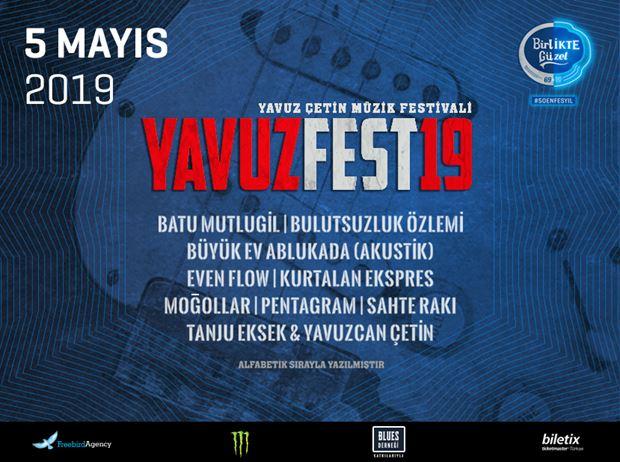 Birlikte Güzel sunar 5. Yavuz Çetin Müzik Festivali