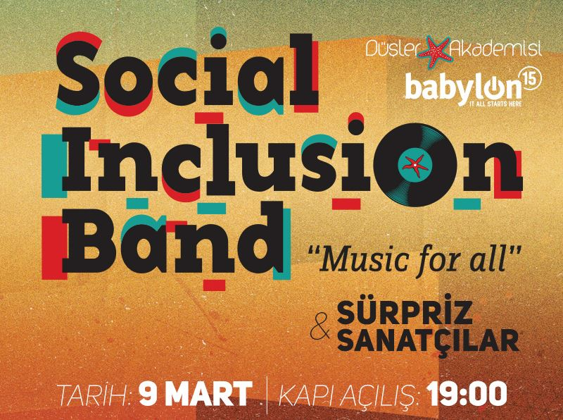 Social Inclusion Band