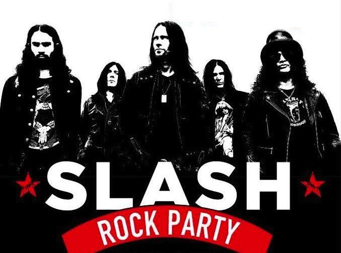 Slash Rock Party