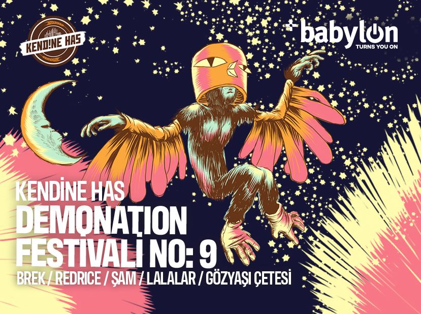 Kendine Has Demonation Festivali No:9