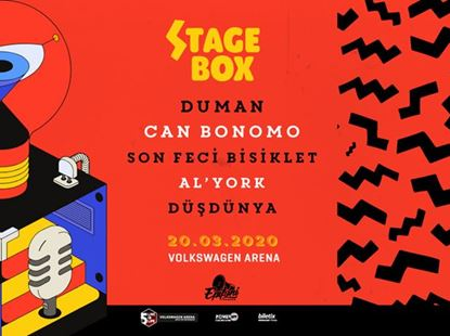Stage Box