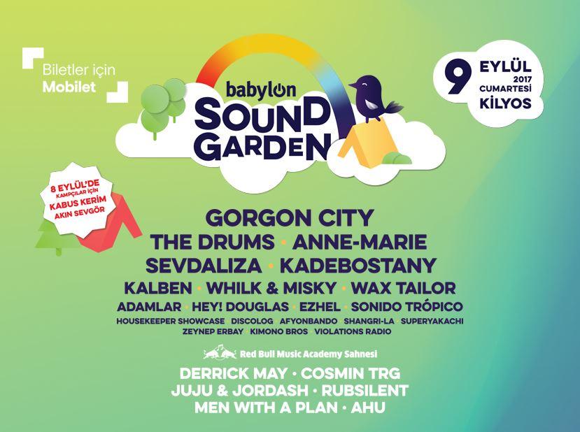 Babylon Soundgarden 2017