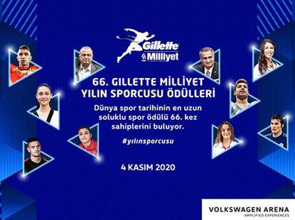 66. Gillette Milliyet Yılın Sporcusu Odulleri