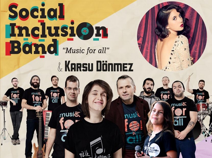 Social Inclusion Band & Karsu