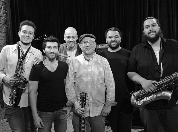 """Akbank Caz Festivali: Önder Focan & Şallıel Bros. """"Funkbook"""""""