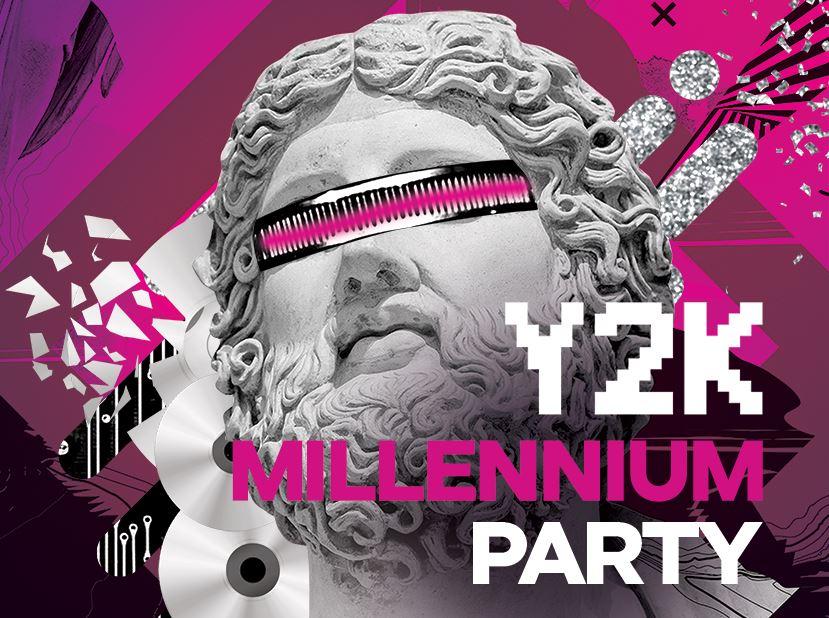 Y2K Millennium Party – S-World Bir Dünya Konser