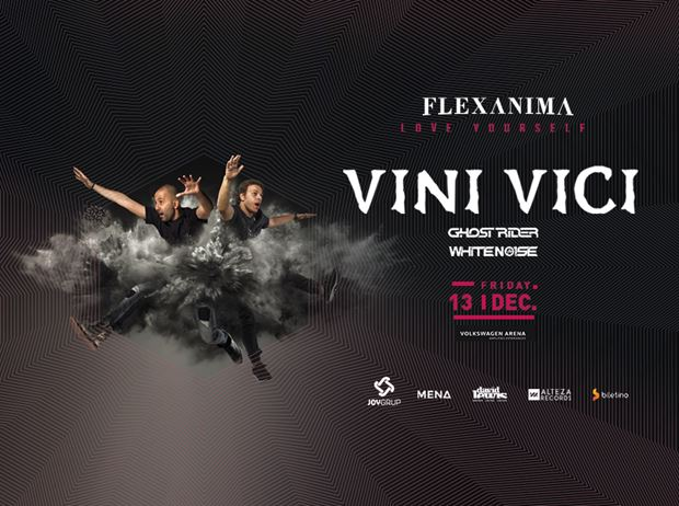 Flexanima Presents: VINI VICI - Ghostrider - Whiteno1se