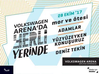 Volkswagen Arena'da Yerli Yerinde