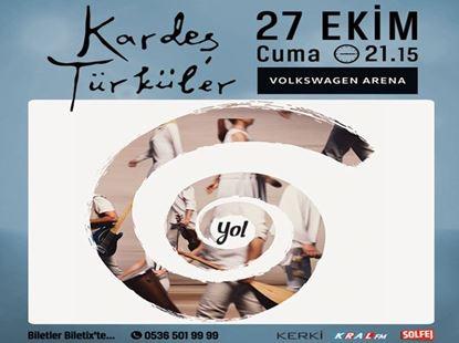 """Kardeş Türküler - """"Yol"""" Albüm Konseri"""
