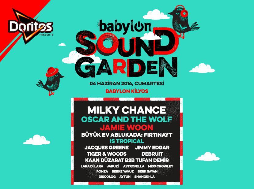 Doritos Presents: Babylon Soundgarden 2016