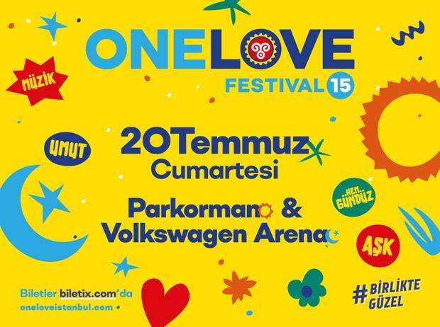 One Love Festival 15