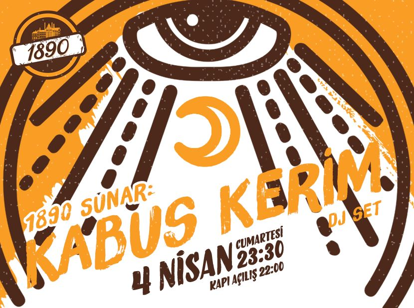 1890 Sunar: Kabus Kerim (DJ Set)
