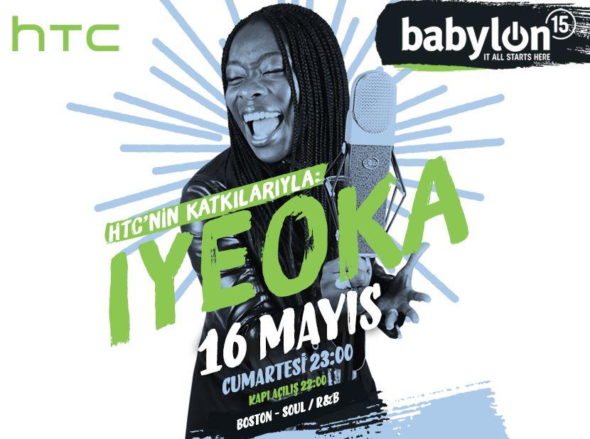 HTC'nin katkılarıyla: Iyeoka