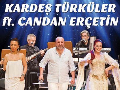 Kardeş Türküler & Candan Erçetin