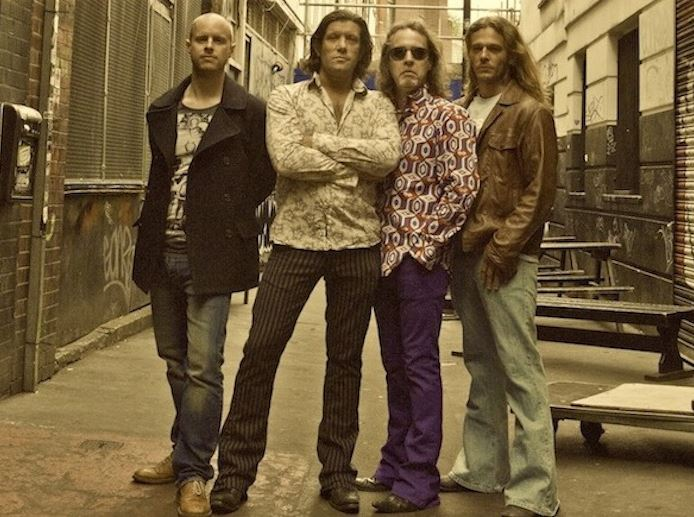 Led Zeppelin Tribute Band: Hats off to Led Zeppelin