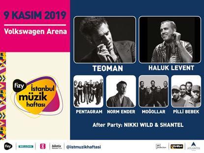 fizy İstanbul Müzik Haftası-9 Kasım