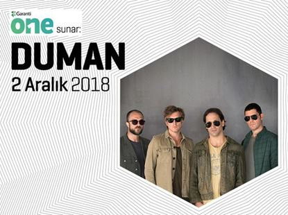 GarantiOne Presents: Duman