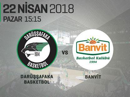 Darüşşafaka Basketbol - Banvit