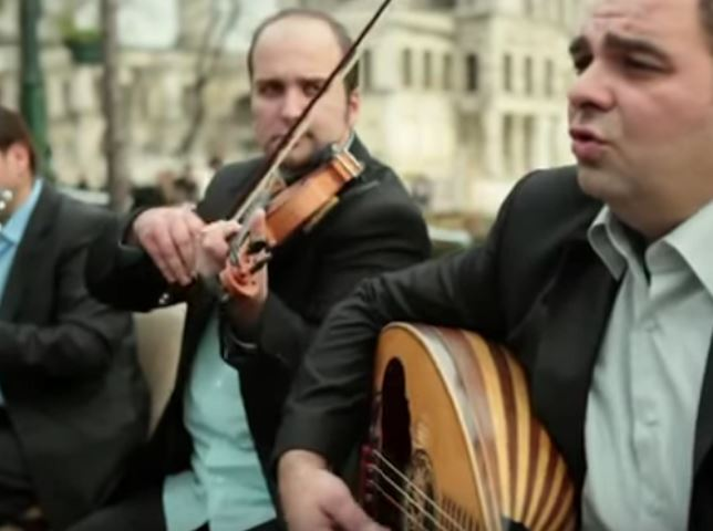 Sakız Adası'ndan Trio Chios ile Rembetiko