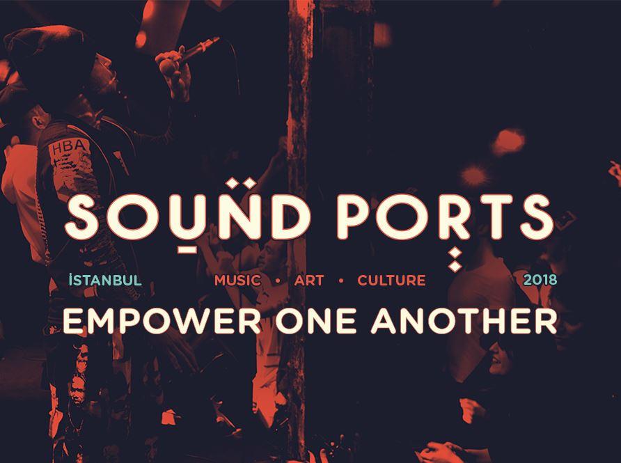 Sound Ports İstanbul 14 Ekim-bomontiada Avlu
