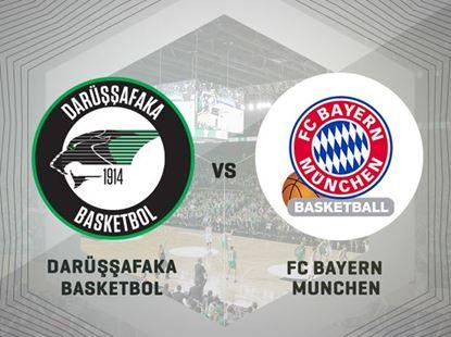 Darüşşafaka Basketbol – Bayern Munich