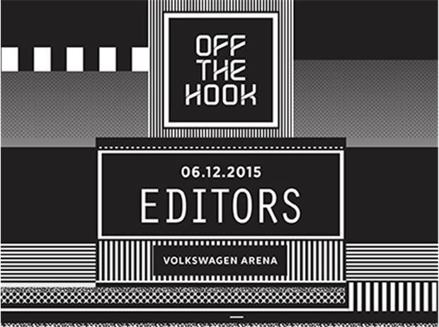 Off The Hook Sunar: Editors
