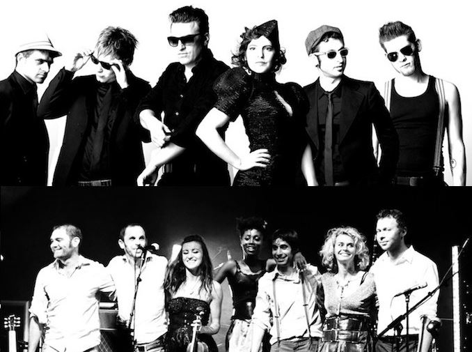 The Parov Stelar Band & Oi Va Voi