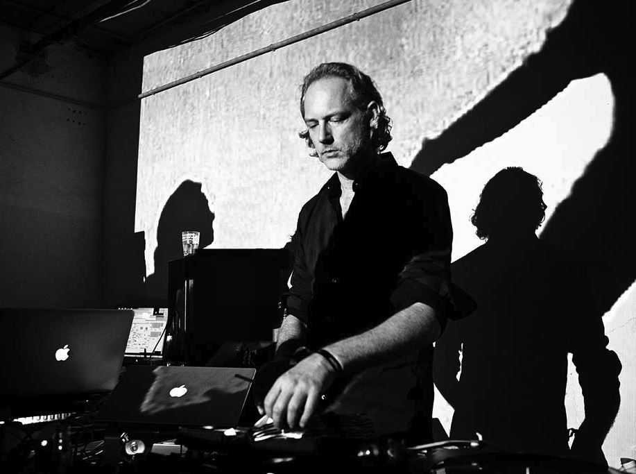Richard Dorfmeister ( G- Stone recordings Vienna)