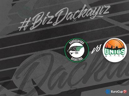 Darüşşafaka Basketbol – Unics Kazan 7DaysEuro Cup