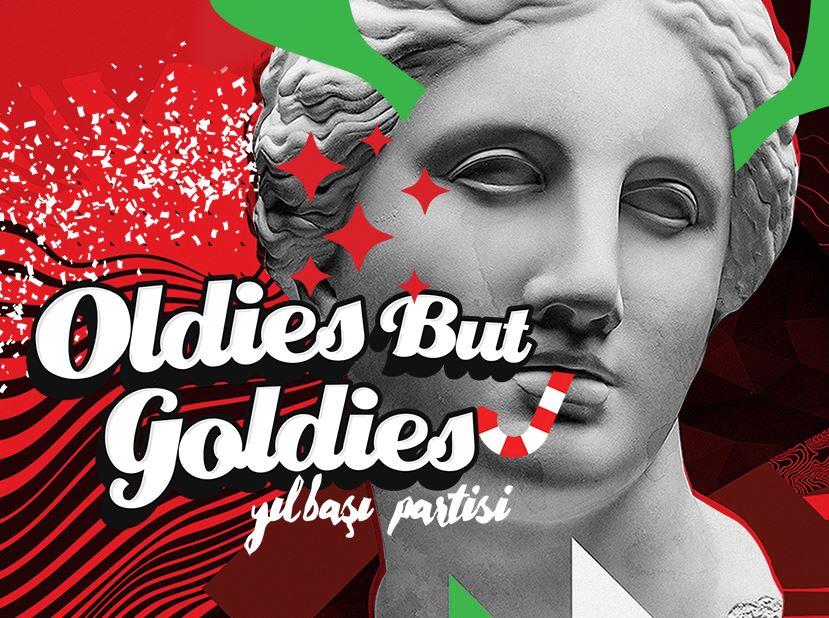 Oldies But Goldies Yılbaşı Partisi - S-World Bir Dünya Konser