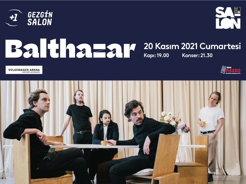 Gezgin Salon: Balthazar