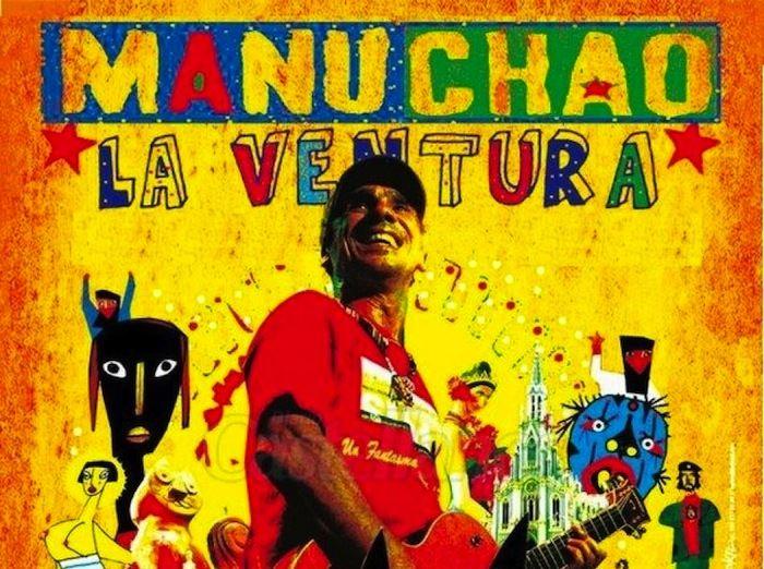 Manu Chao La Ventura