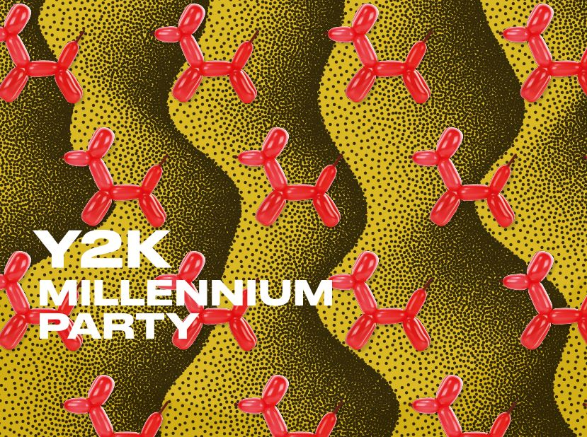 Y2K Millenium Party