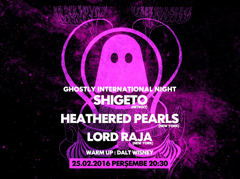 Shigeto (Ghostly International Night)