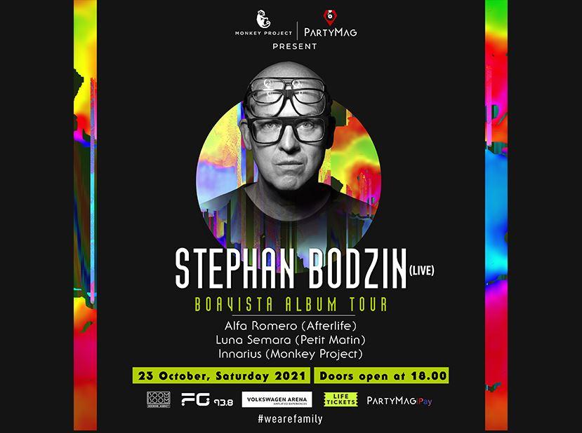 STEPHAN BODZIN