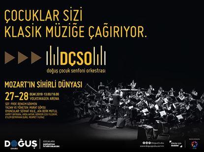 Doğuş Çocuk Senfoni Orkestrası – Mozart'ın Sihirli Dünyası