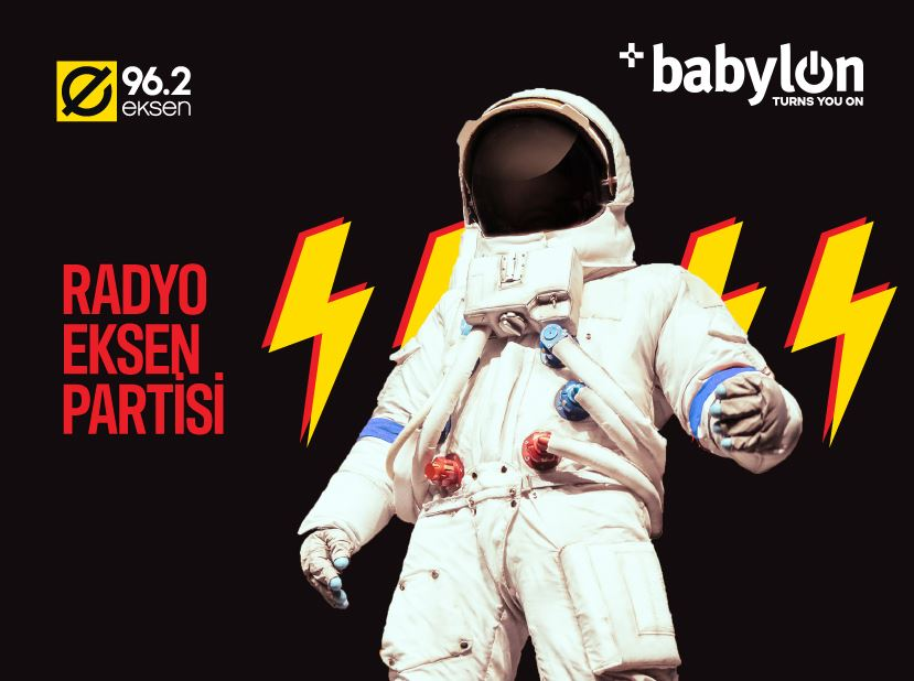 Radio Eksen Party