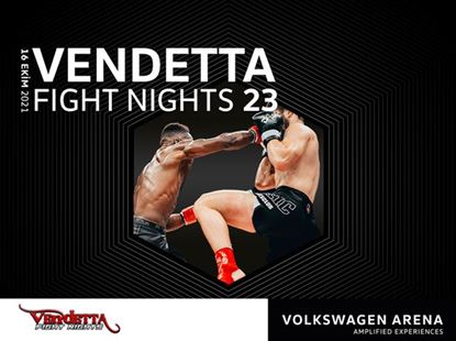 Vendetta Fight Nights 23