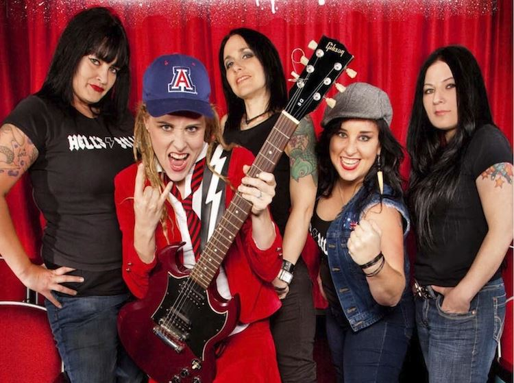 AC/DC Tribute Band: Hells / Bells