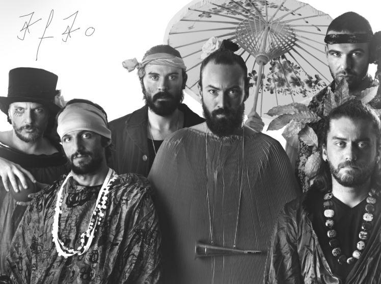 Korhan Futacı & Kara Orkestra Albüm Lansmanı