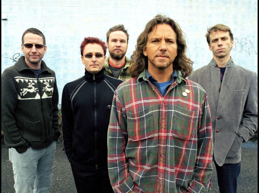 "Pearl Jam Tribute Night ""Back Alive"""