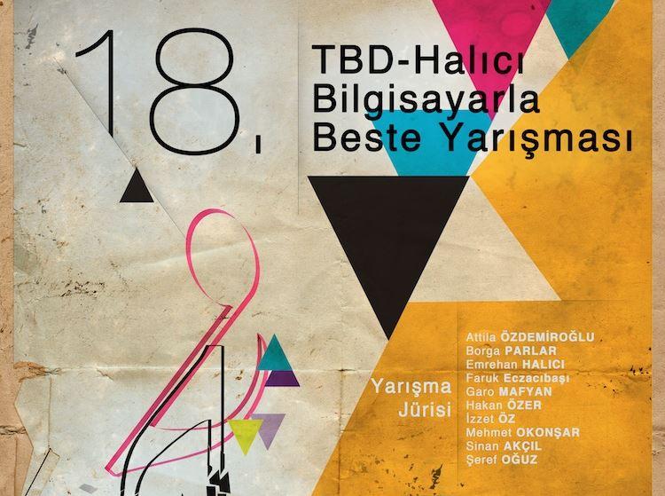 TBD-HALICI 18. Bilgisayarla Beste Yarışması Final Gecesi