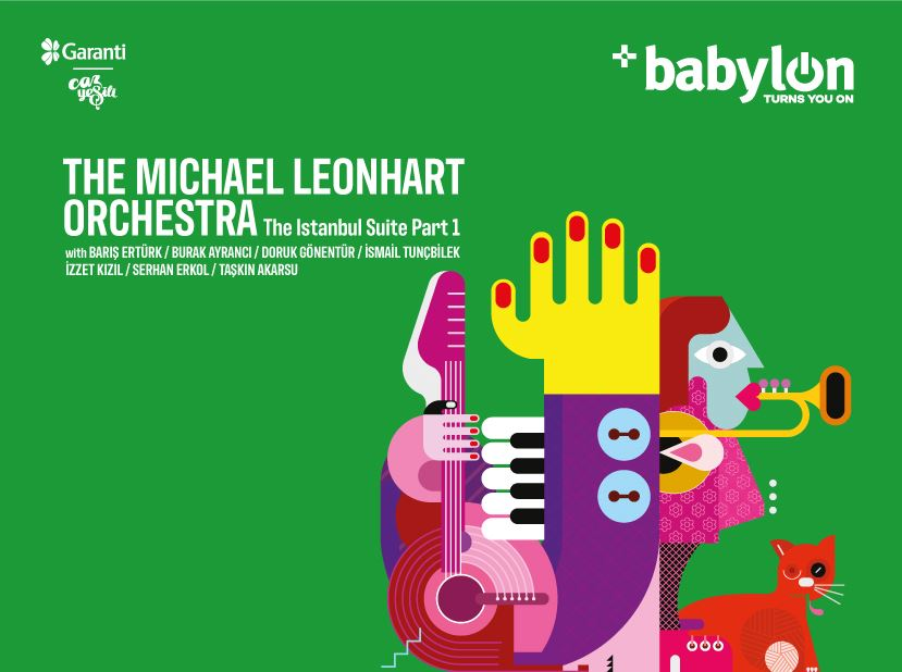Garanti Caz Yeşili: International Jazz Day: The Michael Leonhart Orchestra