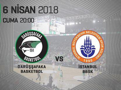 Darüşşafaka Basketbol – İstanbul BBSK