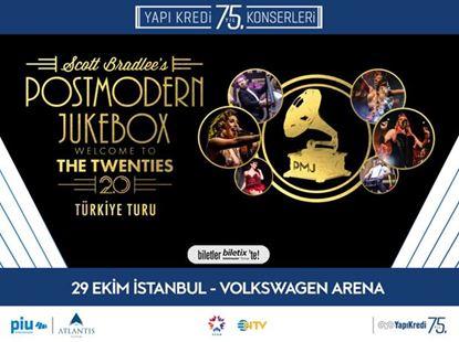 Yapı Kredi 75th Year Concerts: Postmodern Jukebox